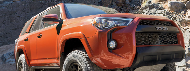 To Set The New 2017 4runner Trd Off Road And Premium Apart From Rest Of Family These Newest Models Will Have A Variety Special