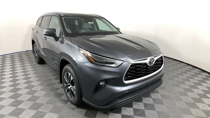 new 2021 toyota highlander xle | serving chattanooga