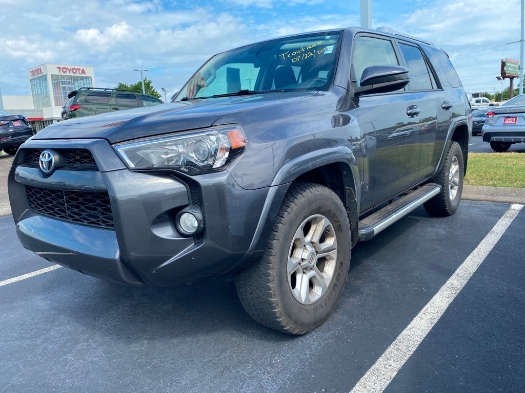 2014 Toyota 4Runner SR5 In Knoxville, TN   Toyota Knoxville