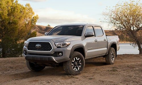 Tacoma Back Pages >> 2020 Toyota Tacoma Toyota Knoxville Specials Knoxville Tn