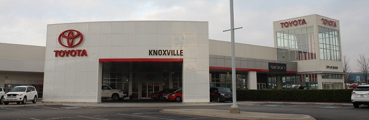 Toyota Of Knoxville >> Used Trucks For Sale Near Nashville Toyota Knoxville